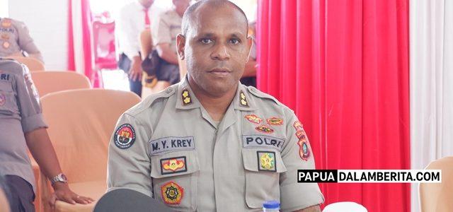 Senin, Polda Papua Barat Gelar Press Realase Akhir Tahun