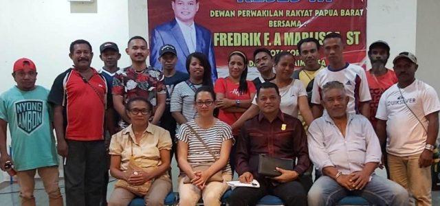 Masyarakat Kota Sorong Minta Tingkatkan Infrastruktur, Keamanan dan Ekonomi Kerakyatan