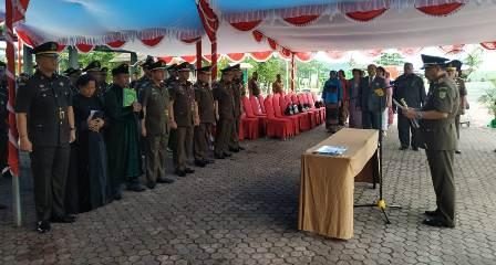 Siang ini Ramah Tamah Kepala Kejaksaan Tinggi Papua Barat