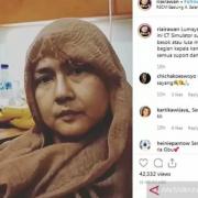 Aktris Ria Irawan Meninggal Dunia Senin Pagi