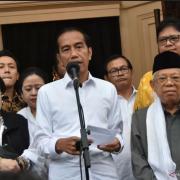 Presiden Jokowi Terima Sejumlah Ketua Partai Bahas Isu Kebangsaan