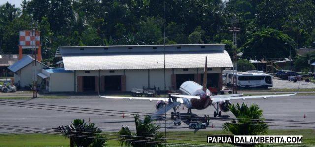 Insiden Sayap Batik Air di Bandara Rendani Manokwari, Kerusakan dalam Diperbaikan