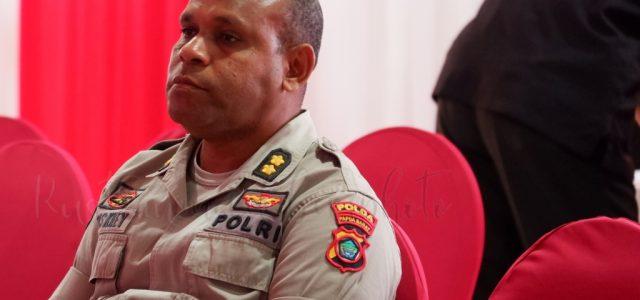 Polisi Tembak Dua Pembobol Ruko  di Sorong Kota
