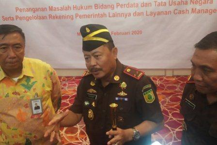 Jelang Pilkada, Kejaksaan Tinggi Papua Barat Hentikan Sementara Penindakan Kasus Korupsi