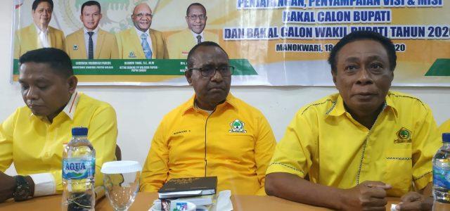 Wasekjen : Dua Kali Survey Tim DPP Menentukan Rekomendasi Golkar