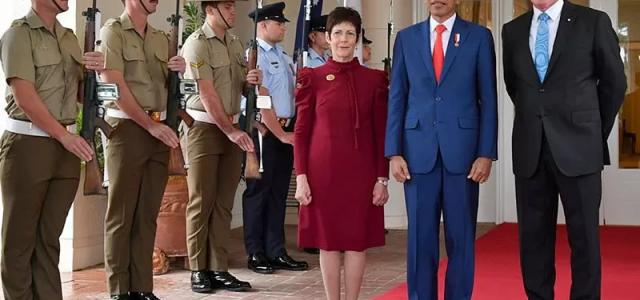 Indonesia Dapat Apresiasi Karena Bantu Penanganan Karhutla Australia