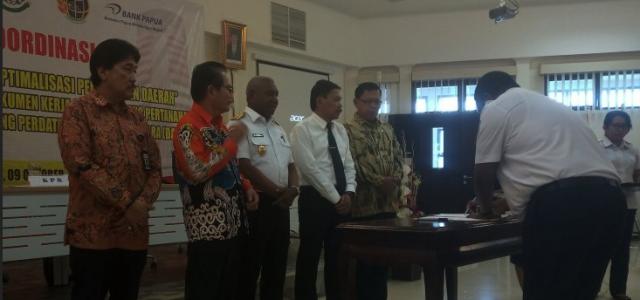 KPK Pantau Pencegahan Korupsi di Papua Barat
