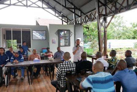 100 Penggawa Asal Papua Barat Siap Merajut Asa di Sektor Migas Teluk Bintuni