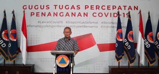 (Update) COVID-19 Sabtu: 1.155 Positif, 59 Sembuh dan 102 Meninggal di Indonesia