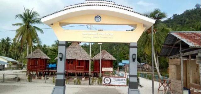 Pengembangan Desa Wisata di Raja Ampat Dapat Bantuan Bank Indonesia