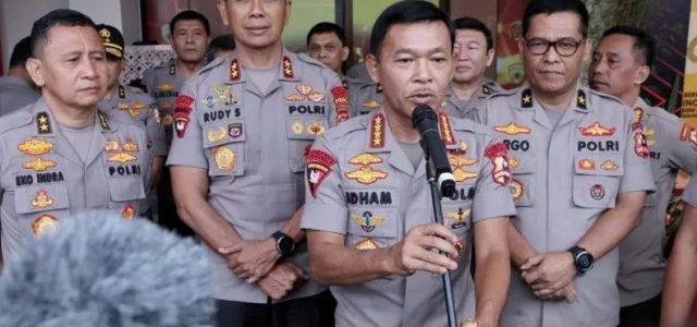 Kapolri Akan Copot Panitia Penerimaan Anggota Polri yang Terima Suap