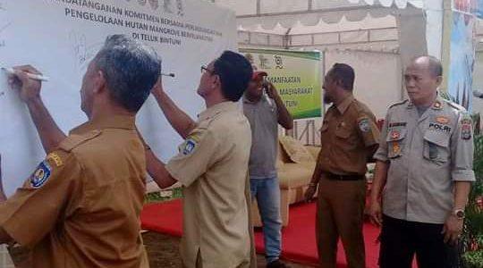 Festival Mangrove Jadi Asset Jangka Panjang Teluk Bintuni