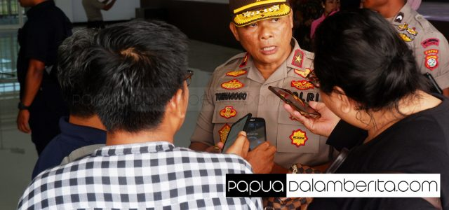 Cegah COVID-19, Kapolda Papua Barat Tunda Kunjungan ke Polres-Polres