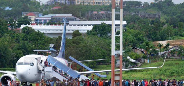 Sriwijaya Air Turunkan Harga Tiket Manokwari ke Tujuh Daerah di Indonesia