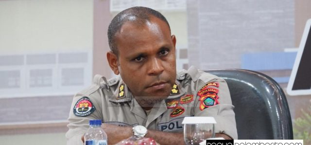 Oknum Pegawai Lapas Sorong Bawa Sabu, Tertangkap di Rumah Dinas