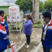 Pertamina Dukung Upaya Pemerintah Cegah Penyebaran COVID-19 di Papua Barat