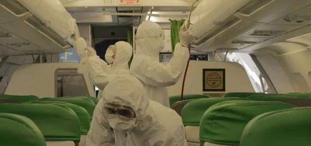 Citilink Disinfeksi Seluruh Armada Pesawat, Cegah Penyebaran Corona