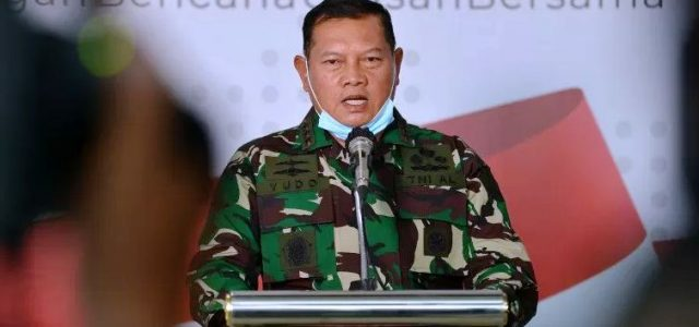 TNI Bentuk Empat Kogasgabpad Percepat Penanganan COVID-19