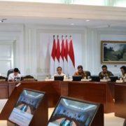 Presiden Jokowi Susun Kebijakan Ekonomi Makro Atasi Pelemahan Global