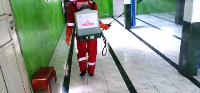 EPN Bantu Pencegahan Penyebaran COVID-19 di Indonesia