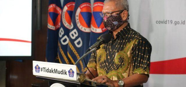 Infeksi COVID-19 Menyebar di 34 Provinsi, Total Positif Jadi 3.512 Kasus, Papua Barat Dua Kasus