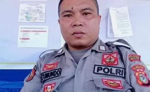 Makamkan Jenazah Corona Terlantar Bripka Jerry Peroleh Sekolah Perwira