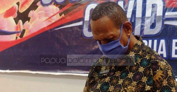 Warga Papua Barat Diminta Waspada karena Bisa Saja Angka COVID-19 Tidak Menunjukan Fakta