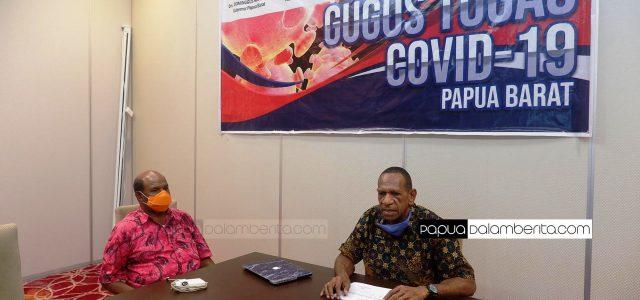 Warga Bintuni yang Positif COVID-19, Masuk Sebagai Pasien Kota Makassar