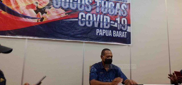 Terbaru, 2 Warga Manokwari dan 1 Warga Bintuni Positif Corona 3 Daerah di Papua Barat Merah