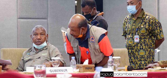 Papua Barat Perpanjang Masa Tanggap Darurat COVID-19