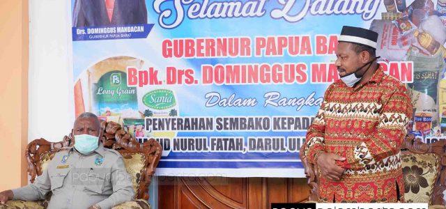 Ketua MUI Papua Barat, Hikmah Ramadhan di Tengah Pandemi COVID-19, Umat Lebih Dekat pada Allah