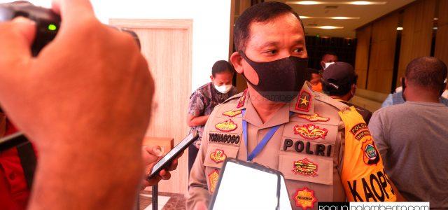 Kapolda Papua Barat Janji Polisi Akan Tindak Pelaku Kejahatan di Manokwari