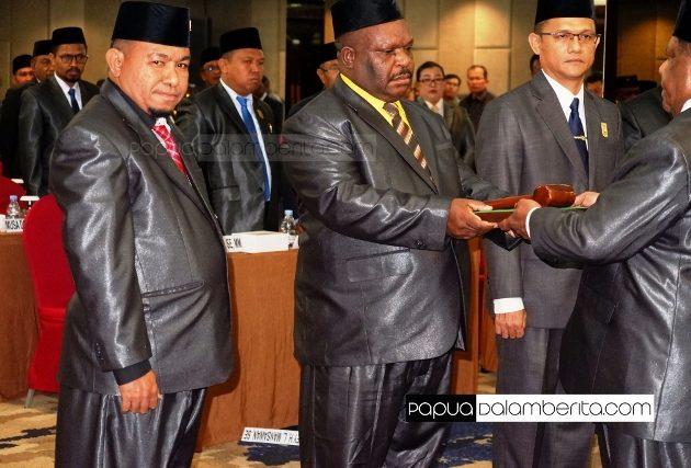 Berantas covid-19, DPR-Papua Barat Minta 9 Hal Dari Gubernur