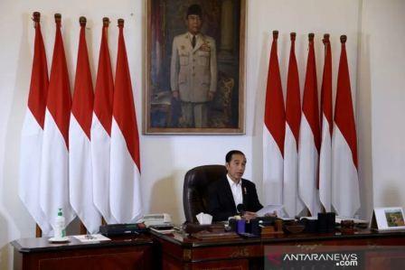 Presiden Joko Widodo Minta Seluruh Data COVID-19 Terbuka dan Terpadu