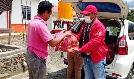Peduli Dampak COVID-19, PKPI Papua Barat Sebarkan 1.500 Paket Sembako