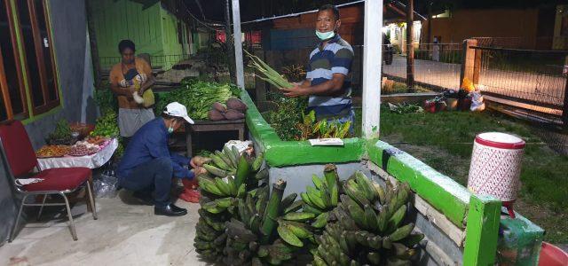 Pasar Mama-mama Papua, Teluk Bintuni yang dijual secara online