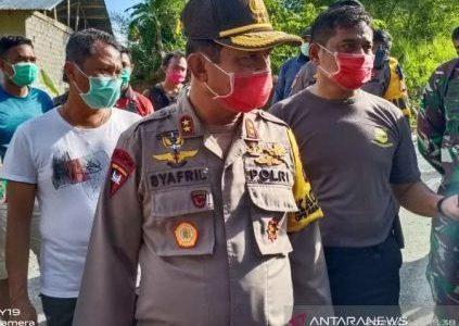 Kapolda: Ada Bom di Badan DPO yang Dilumpuhkan
