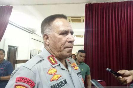 Kapolda Papua: Anggota KKB Kali Kopi Membaur di Kota Timika