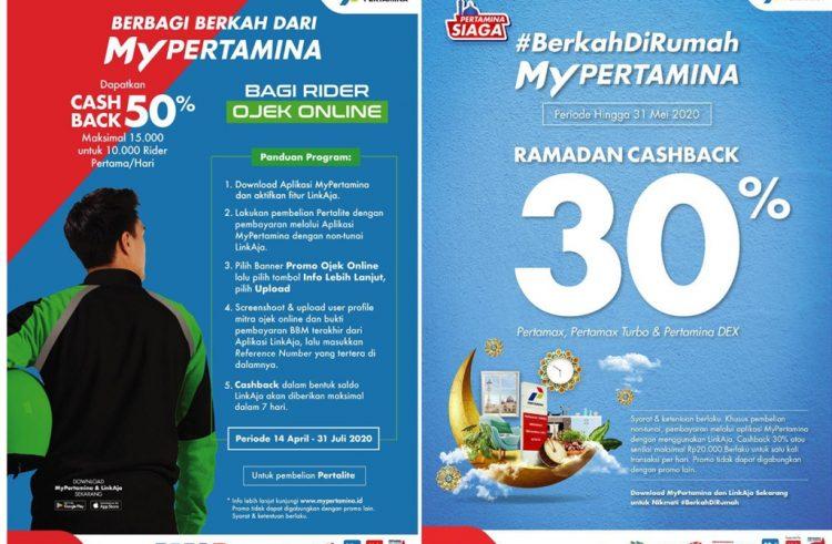 Berbagi Berkah Ramadhan, Pertamina Berikan Banyak Promo di Aplikasi MyPertamina