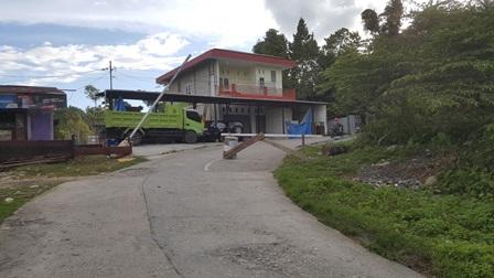 Bentengi Lingkungan Dari Ancaman Corona, Warga Dua RT Wagom Utara Lakukan Jam Malam