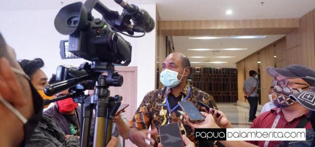 Wakil Gubernur: Papua Barat Usulkan Ijin Operasi Rumah Sakit Provinsi dan Minta Rekomendasi Alat PCR