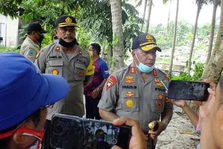 Kapolda Papua : KKB di Papua Masih Menunjukan Eksistensinya