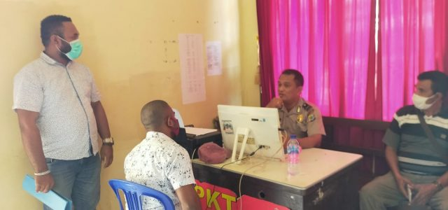 Tim PMK2 Resmi Polisikan Tiga Akun Facebook
