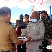 Dukung Ketahanan Pangan, Kesehatan dan Kamtibmas, Gubernur Papua Barat Resmikan Manu Yaba Nonti Aimasi