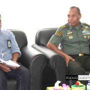 Joppye O Wayangkau Orang Asli Papua Pertama Berpangkat Letjen TNI AD di Indonesia