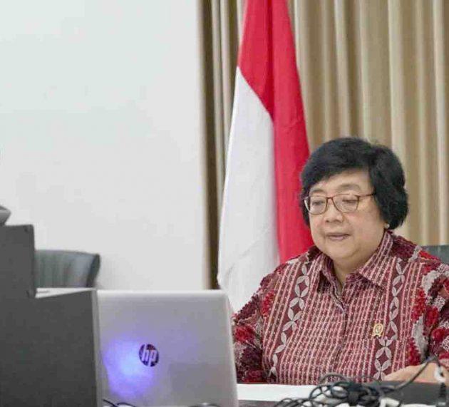 Menteri Lingkungan Hidup dan Kehutanan: Pemerintah Daerah Berperan Penting Atasi Perubahan Iklim