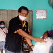 Ucapan Terima Kasih Mama-mama Papua pada Polda Papua yang Telah Santuni Pengrajin Noken