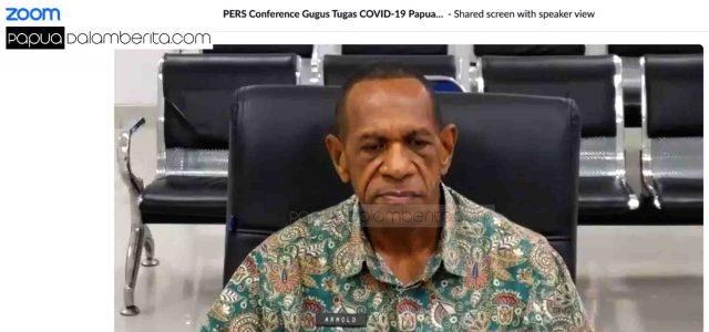Hasil Pemeriksan Swab Per Kamis, Papua Barat Negatif 83%, Positif 17 %, Pasien Sembuh Terbanyak dari Bintuni
