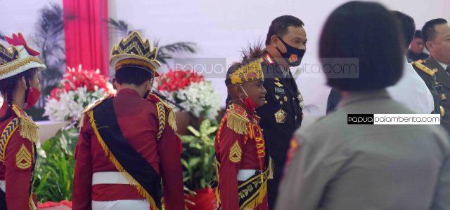 HUT Bhyangkara 74 dari Istana Hingga ke Polda Papua Barat