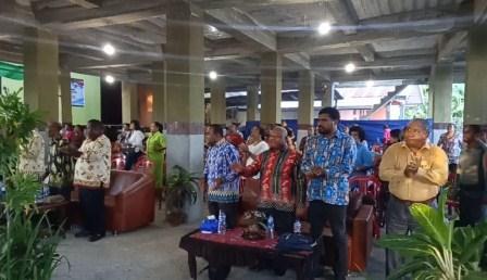 Sykuran Leonard Yarollo Sebagai Anggota MRP Papua Barat